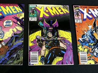 Marvel X  Men Comic Books  3