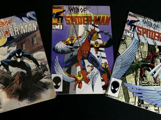 Marvel Spiderman Vol 1  No  2  No  3  No  65