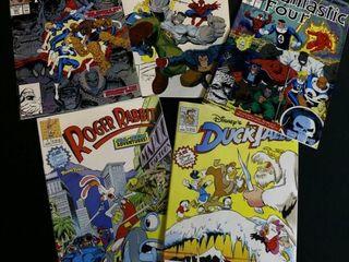 Marvel Fantastic Four Vol 1  No  347  348  349