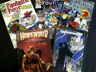DC  A Tale of the Batman  DC Hawkworld Book 1 198