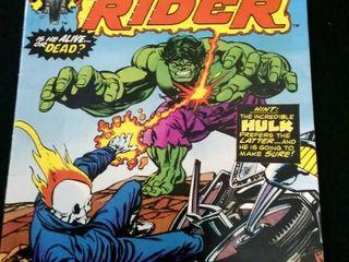 The Ghost Rider  Vol 1  No  11  April 1975