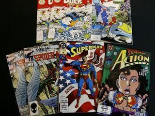 Marvel Spiderman No  3  Superman No  53  No  662