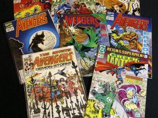 DC Green lantern  Avengers No  249   No  368  No