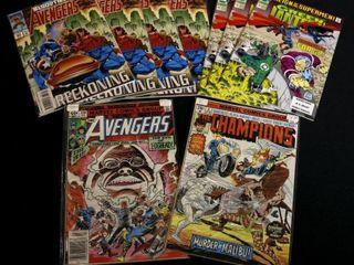 Marvel Champions No  4  Avengers No  229