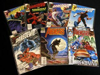 Marvel Avengers  No  368  379