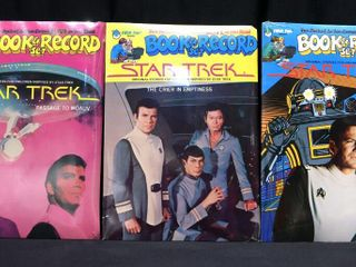 Star Trek   Book and Record 1979