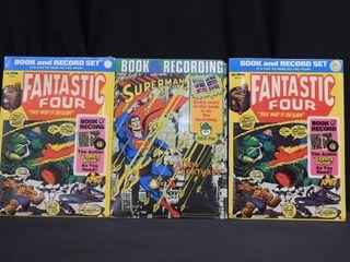 Book and Record  Superman PR 28