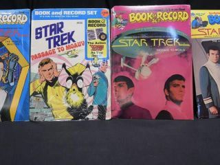 Book and Record  Star Trek PR 25  PR 26  No  46
