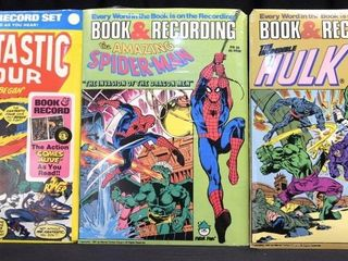 Book and Record  The Incredible Hulk PR11