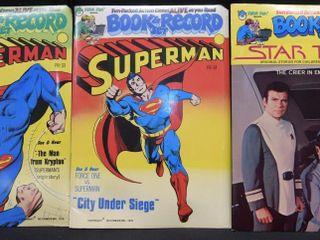 Book and Record  Star Trek PR 26 1979
