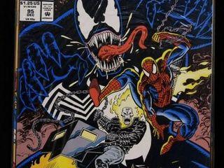 Qty  10 Marvel Web of Spider Man Vol 1  No  95