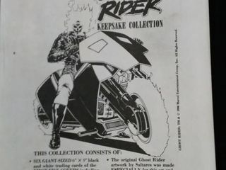 The Ghost Rider Keepsake Collection