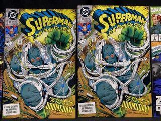 2 DC Superman The Man of SteelNo  18 1992