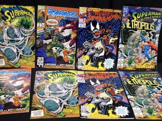 Spider Man Vol 1  No  95  2  Ravage Vol 1  No  3