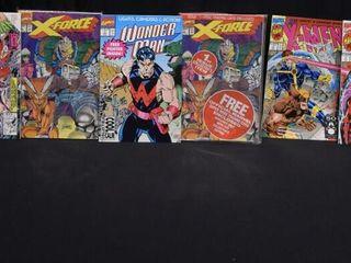Qty 10  X Force Vol 1  No  1  Qty 4  X Men Vol 1