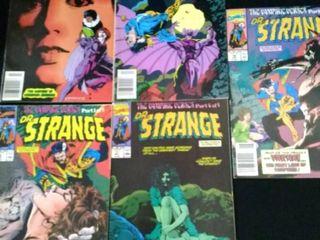 Dr  Strange  Part 1   5  Vol  1  All 1990