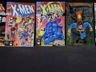Superman No  82 1993   2  X Men Vol 1  No  1
