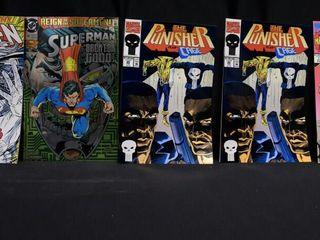 Superman No  82 1993  X Men Vol 1  No  1 and Vol 1