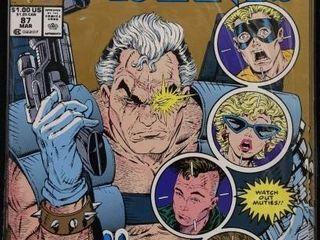 Qty 10  Marvel Mutants Vol 1  No  87