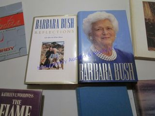 BARBARA BUSH BOOKS