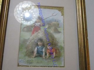 OlD PICTURE IN FRAME