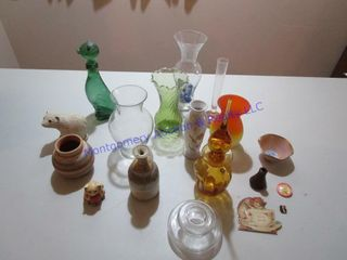 VASES   DECORATIONS