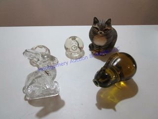 PAPERWEIGHT ITEMS
