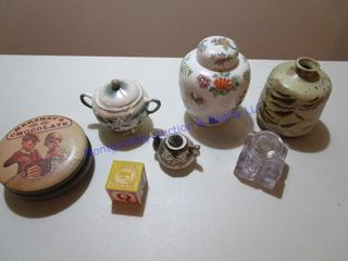 TEA POT DECOR ITEMS