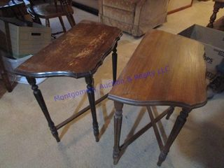 TAPERED END TABlES