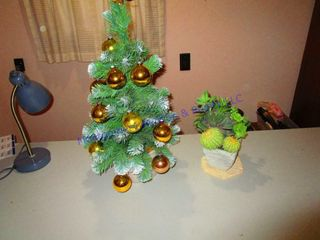 CHRISTMAS TREE PlANTER