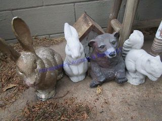 YARD ORNAMENTS