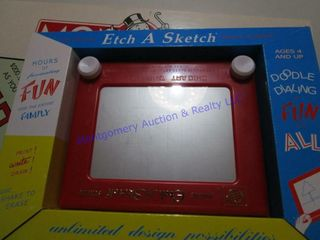 ETCH A SKETCH GAMES