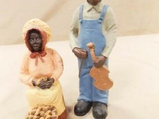 Couple Figurines  41 2    6