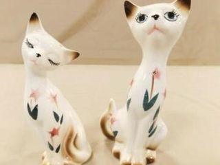 Cat Salt   Pepper  made in Japan  6