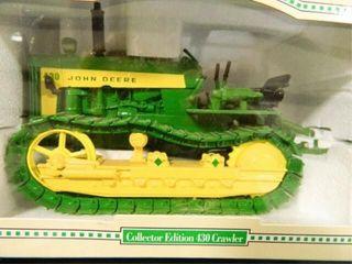 Ertl John Deere 430 Crawler