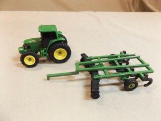John Deere Tractor  Implement  2