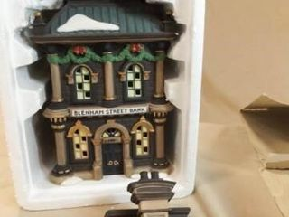 Dept 56 Blenham Bank  Dickens Village