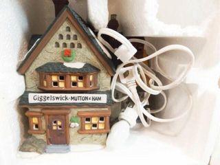 Dept 56 Giggelswick  Dickens Village