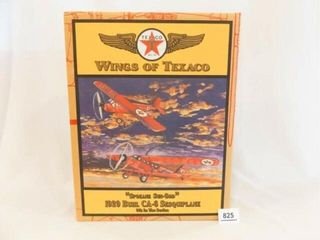 2001 Texaco Metal Sesquiplane Bank