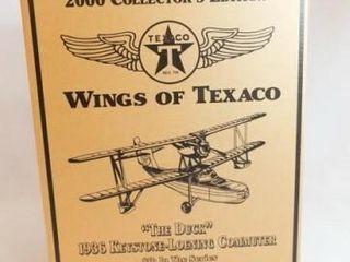 2000 Texaco Metal Commuter Bank