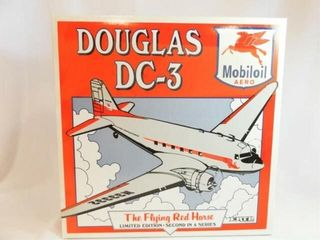 1994 Mobiloil Metal DC3 Airplane