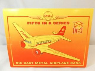 1994 Spec Cast Shell DC 3 Metal Bank