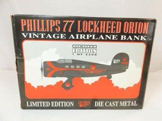 1994 Spec Cast Phillips 77 Orion Metal Bank