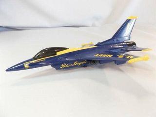 1994 Spec Cast Navy Fighter Metal Bank