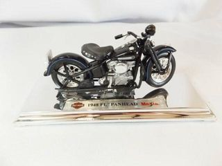 2002 Harley Davidson Metal Motorcycle