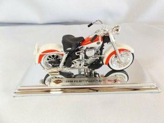 2003 Harley Davidson Metal Motorcycle