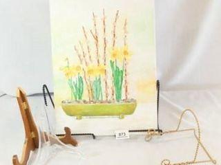 Canvas Art  Easels  3