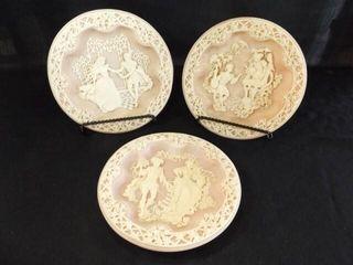 Brandex Shakespeare Theme Plates  3