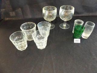Glasses   Stemware   Variety    9