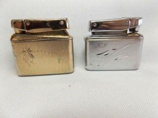 Kreisler lighters  2  one with initials